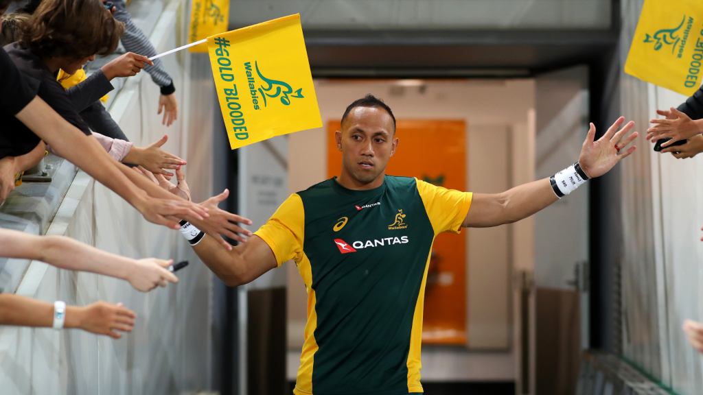 Wallabies legend backs Lealiifano for No.10 jersey