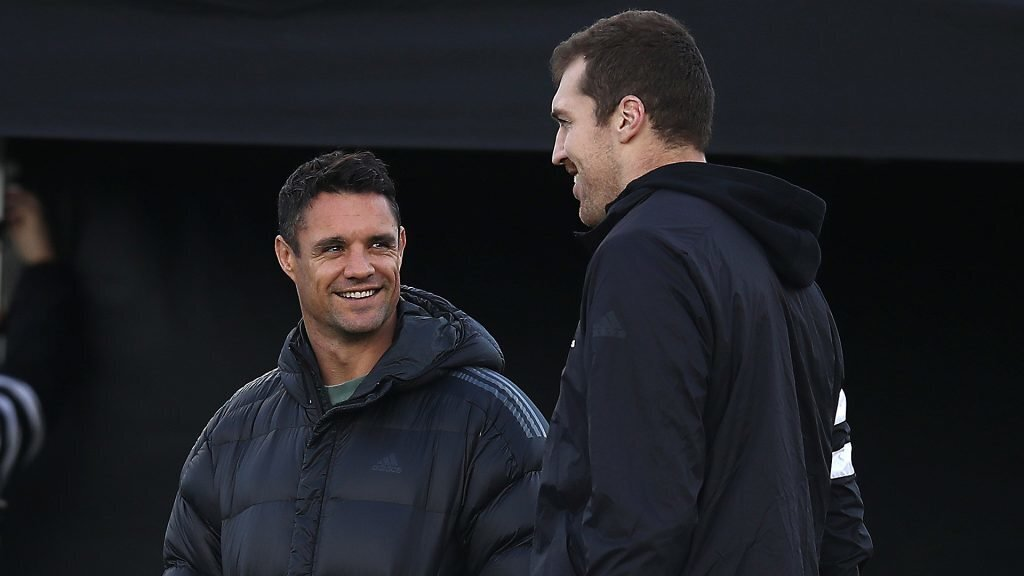 Revealed: What Carter did at All Black training