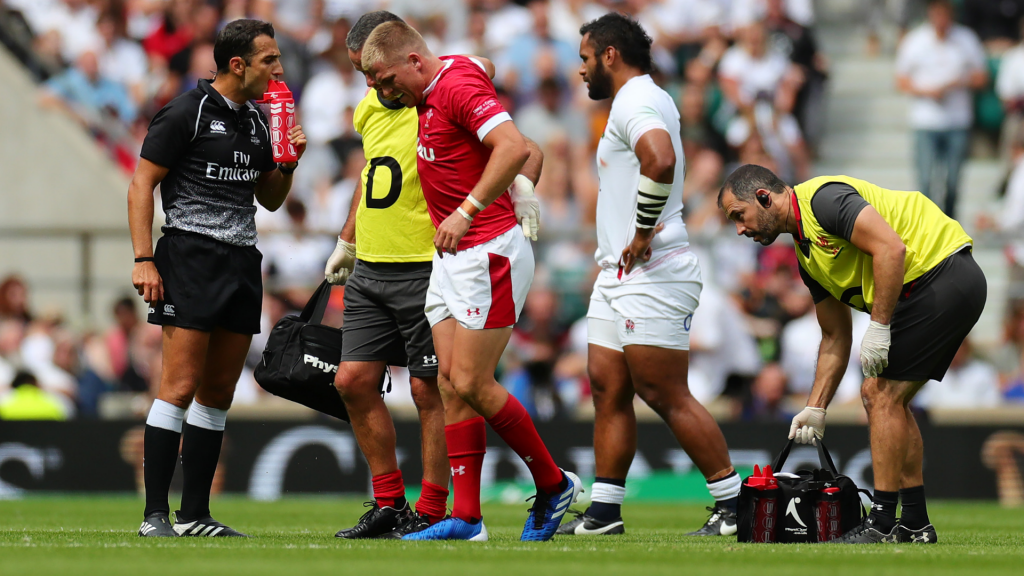 Wales flyhalf ruled out of World Cup
