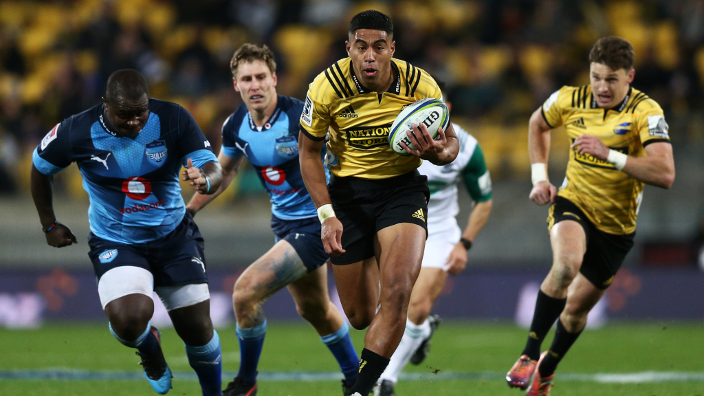 Super Rugby stars join NZ Sevens team for Olympics