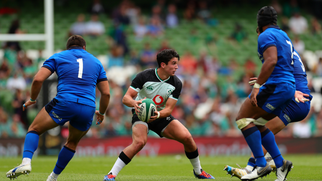 Costly win for Ireland over Italy