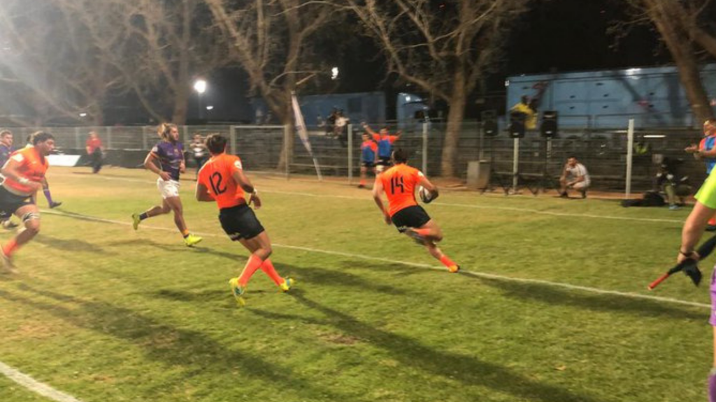 Jaguares XV claim First Division title