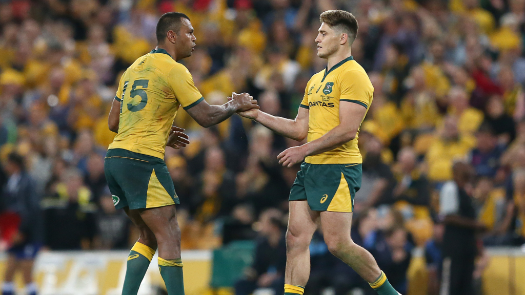 CONFIRMED: O'Connor gets No.13 jersey for Bledisloe Cup clash