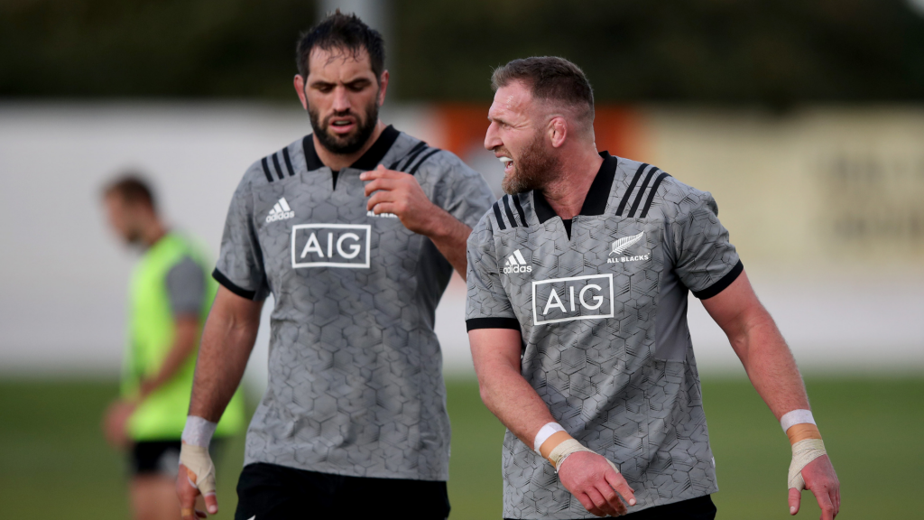 All Blacks are 'old and slow'