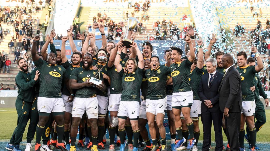 SANZAAR to revamp Rugby Championship?