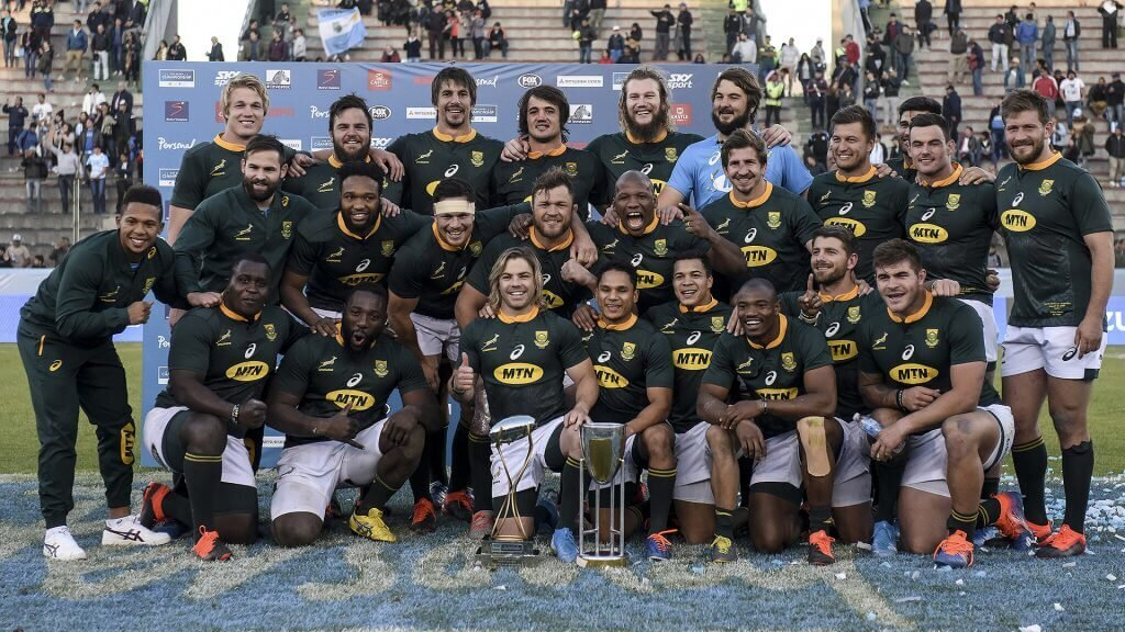 Boks enjoy that winning feeling