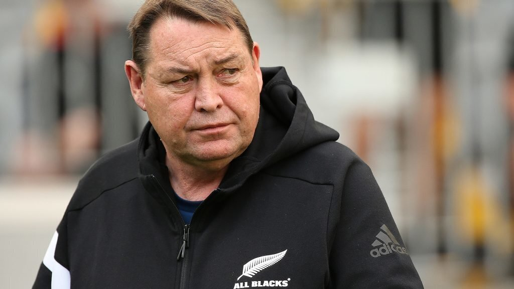 Memo to All Blacks: 'Win it first and foremost'