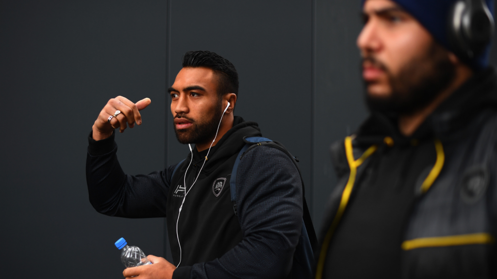 All Black 'stands up' on return in Top 14