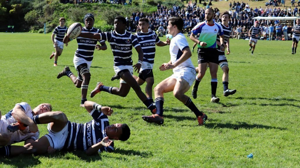 Wynberg End On A High!