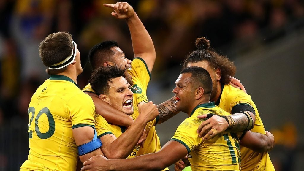 Wallabies set up 'blockbuster' Tests