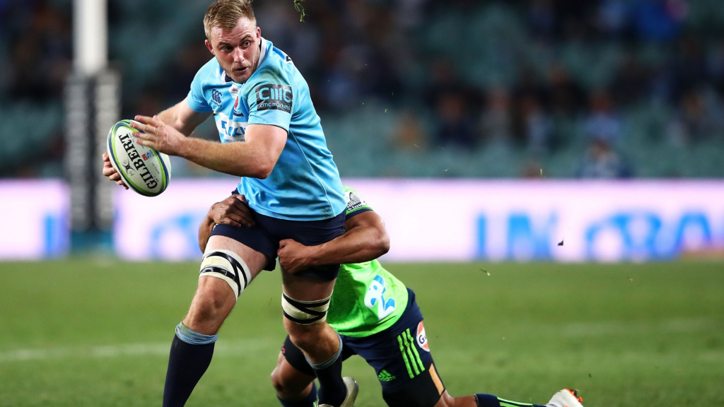 Promising Aussie flank quits rugby