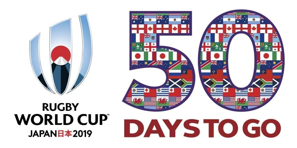 WORLD CUP: Fifty days to go