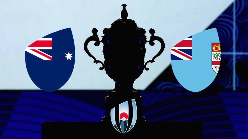 RECAP: Australia v Fiji