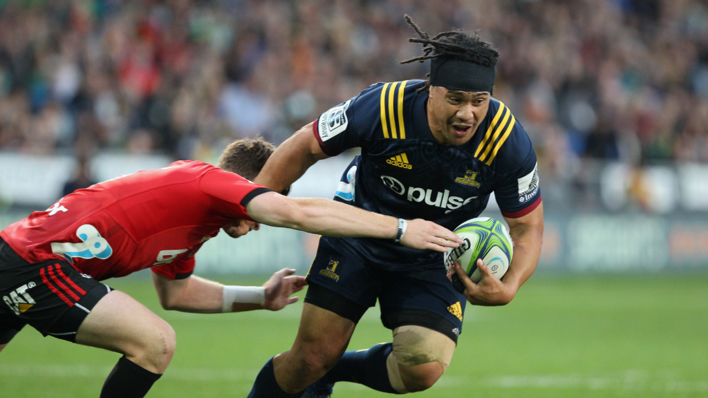 Warriors sign Highlanders prop