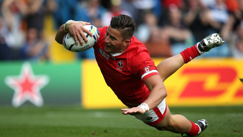 Canada unveils team for Italy clash