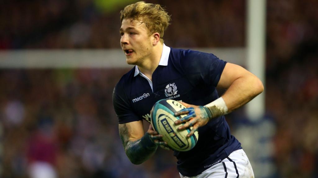 Scotland star forced to retire due to concussion