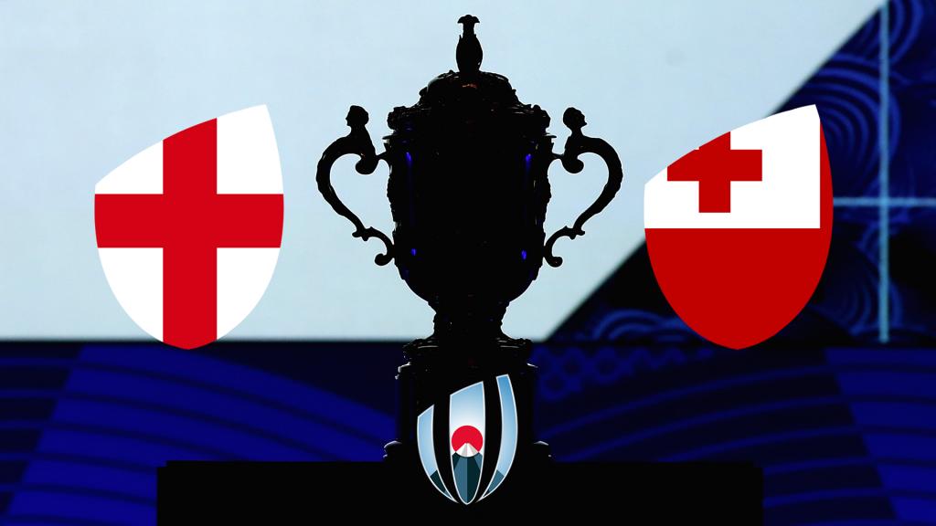 RECAP: England v Tonga