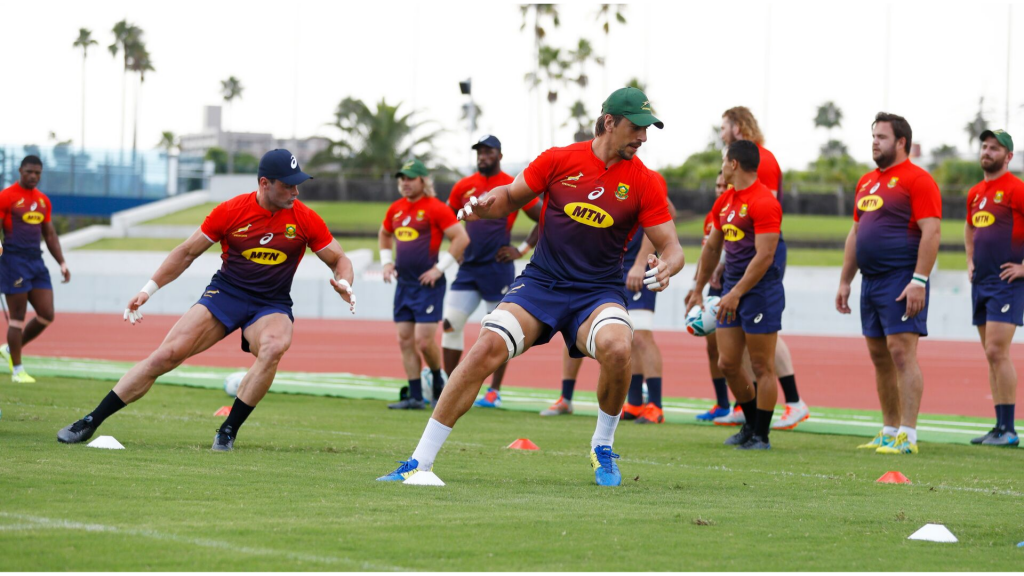 Boks tick a lot of boxes ahead of All Blacks clash