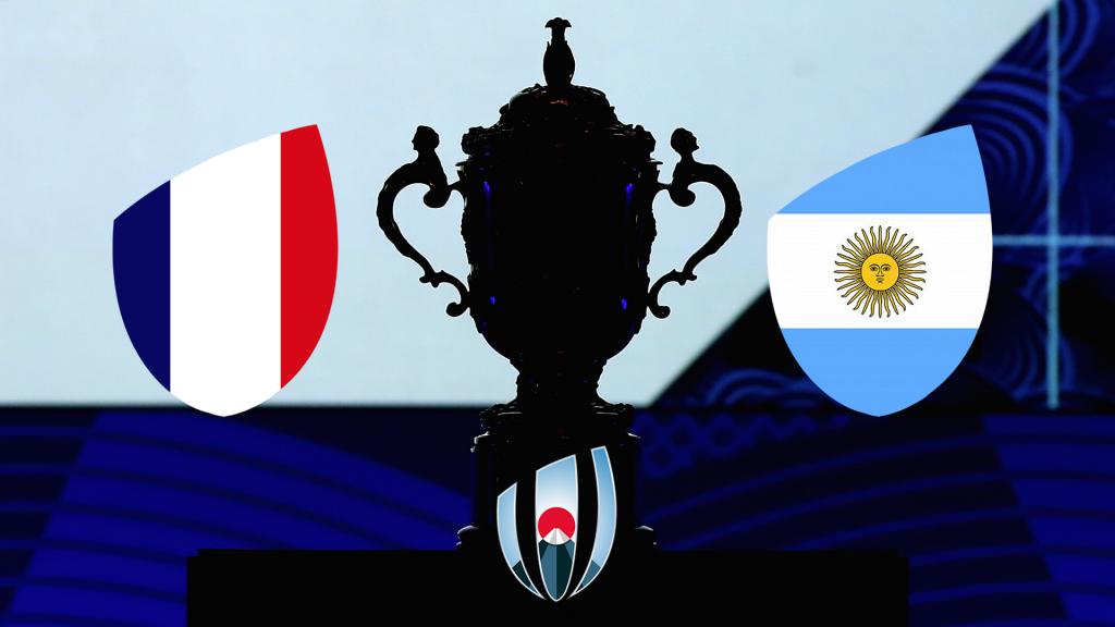RECAP: France v Argentina