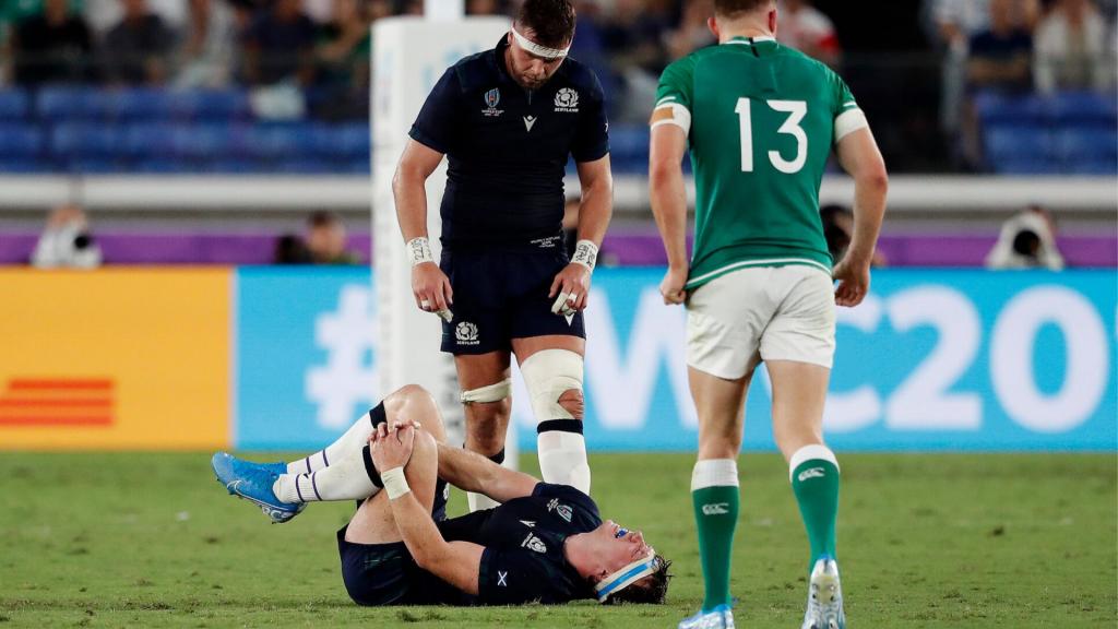 Scotland suffer major World Cup blow