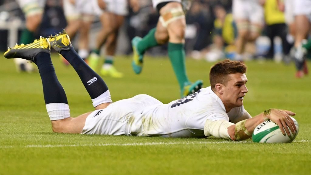 Six Nations setback for England centre