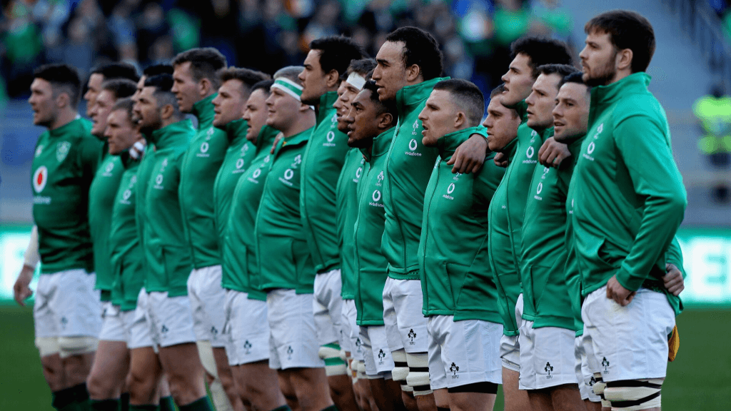 Ireland's big injury concern ahead of Six Nations restart