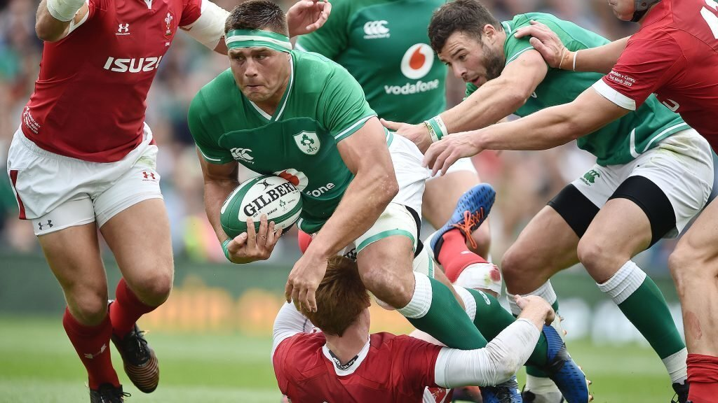 Ireland claims top spot