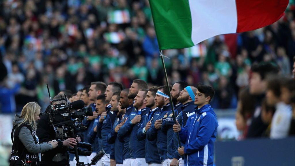 Italy get a 'slap in the face' before England clash