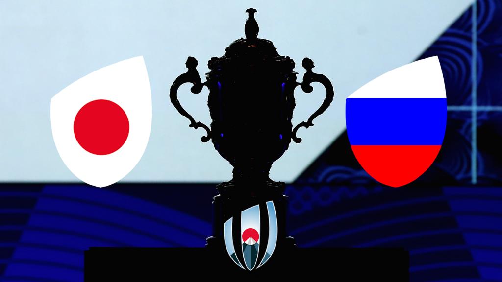 RECAP: Japan v Russia
