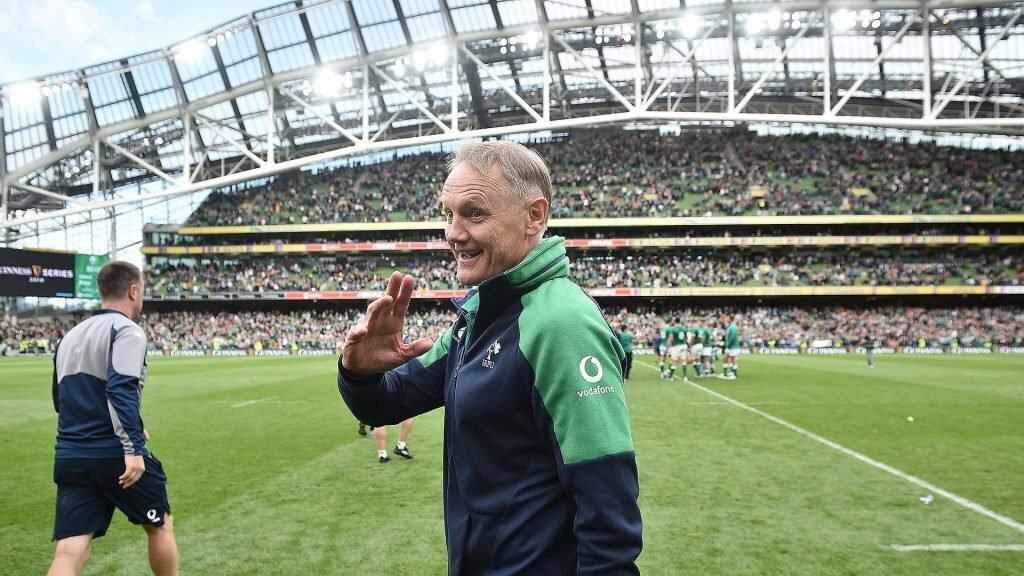 Former Ireland coach gets top job with World Rugby