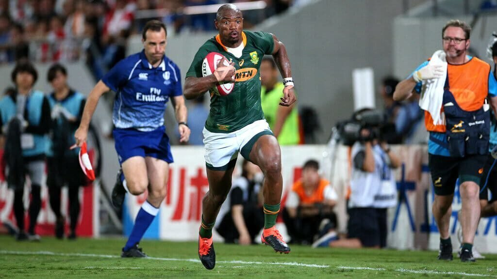 Confirmed: Mapimpi to join Ackermann's new team