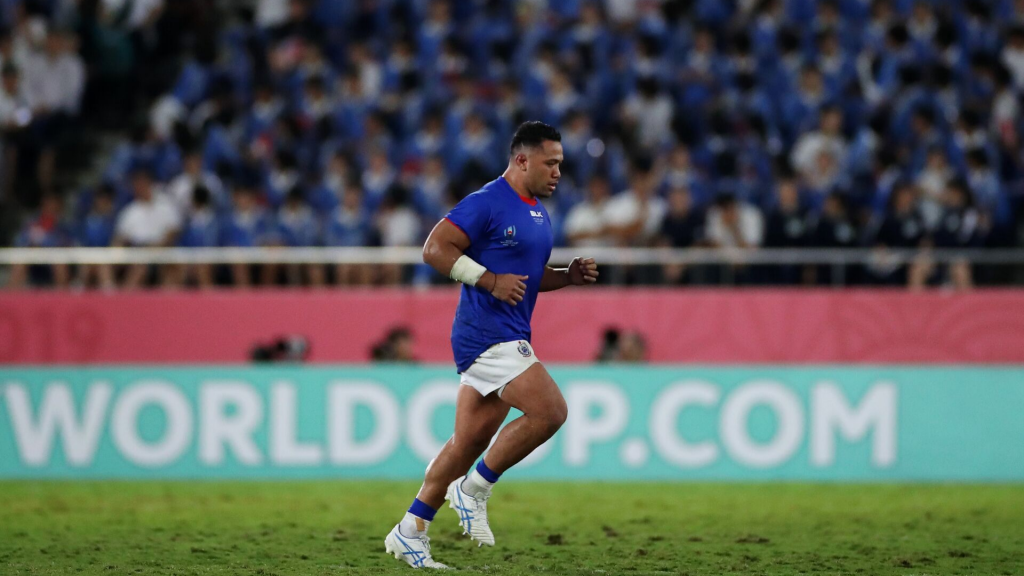 Another Samoan player hit with three-match ban