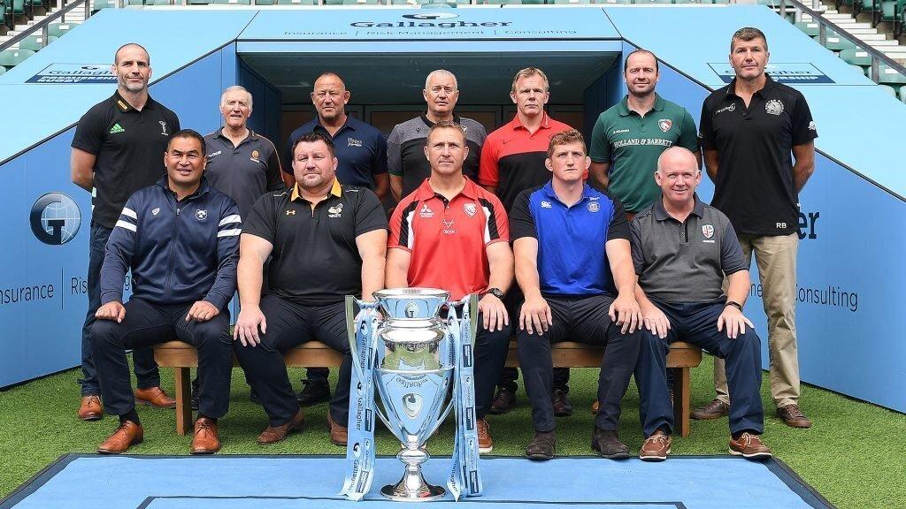 English Premiership's Irish connections