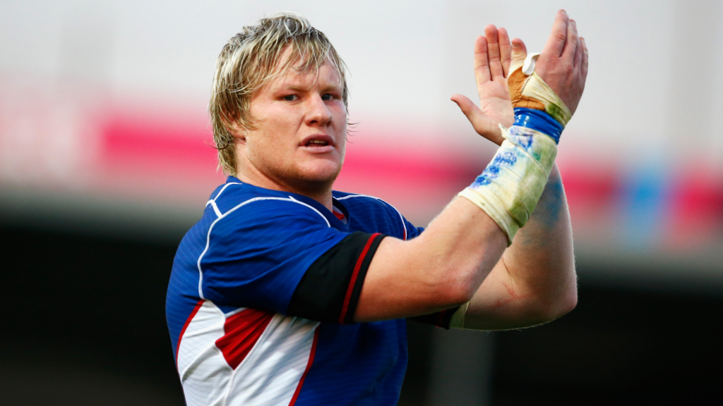 Namibia off to World Cup without Renaldo Bothma