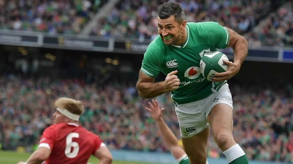 More injury concerns for Ireland