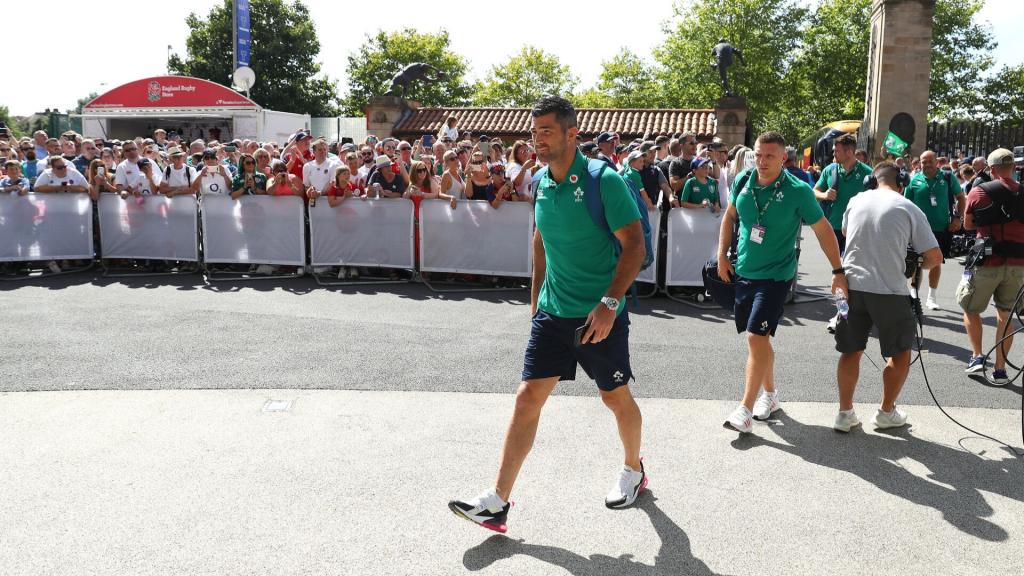 Ireland get double boost ahead of Scotland clash