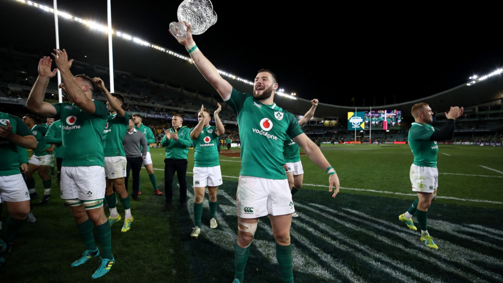 Injury cloud hangs over Ireland star...again