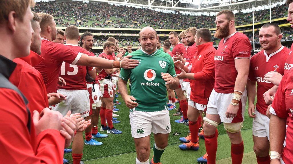 Player Ratings: Ireland