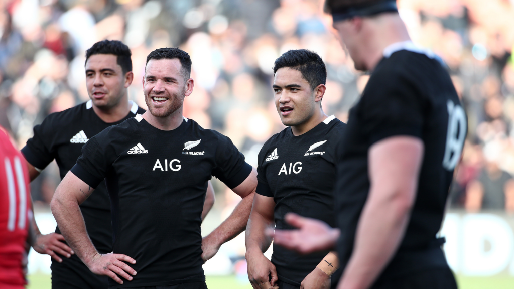 All Blacks were 'disrespectful'