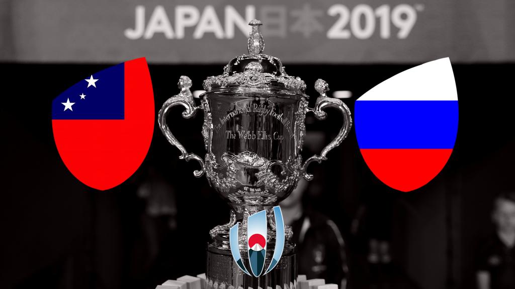 Preview: Samoa v Russia