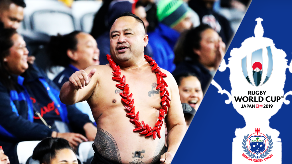 World Cup Preview: Samoa