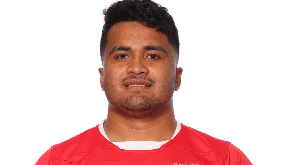Tongan roofer's dream debut against All Blacks