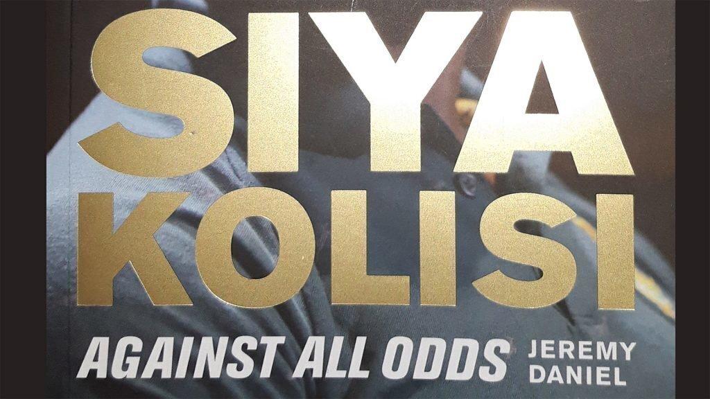 Win a Siya Kolisi book