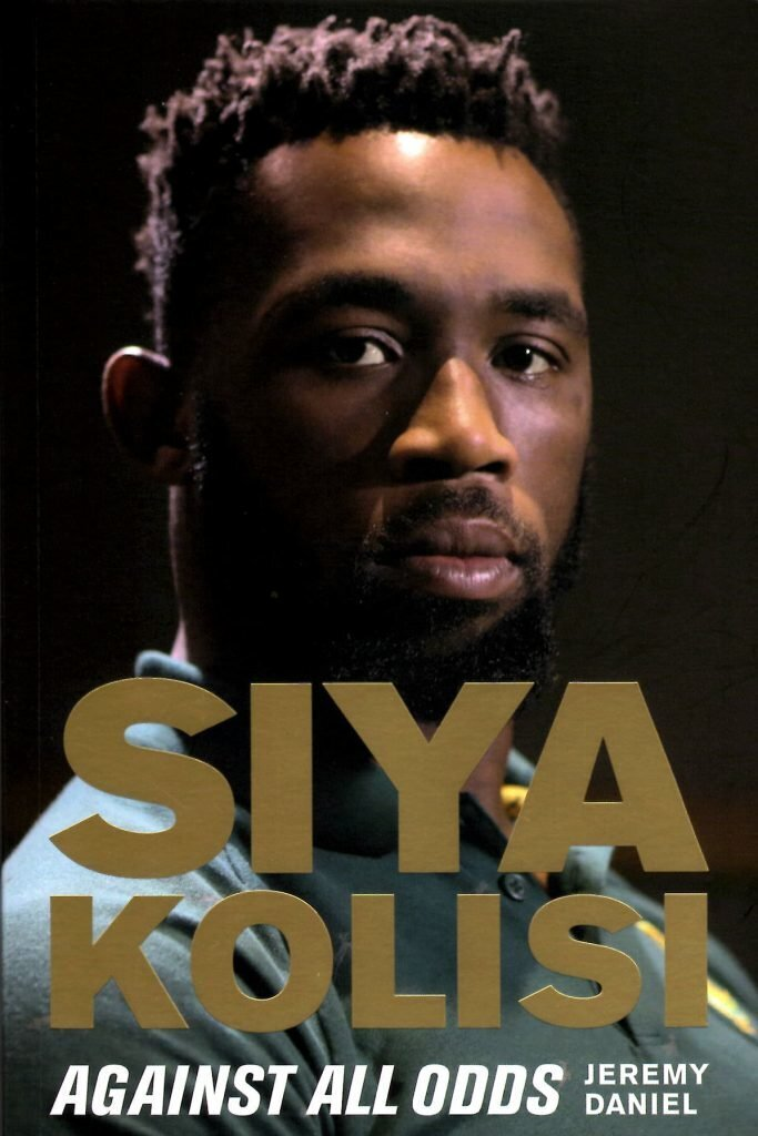 Siya Kolisi book cover