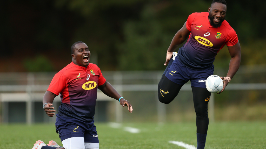 Springboks reveal Nyakane's replacement