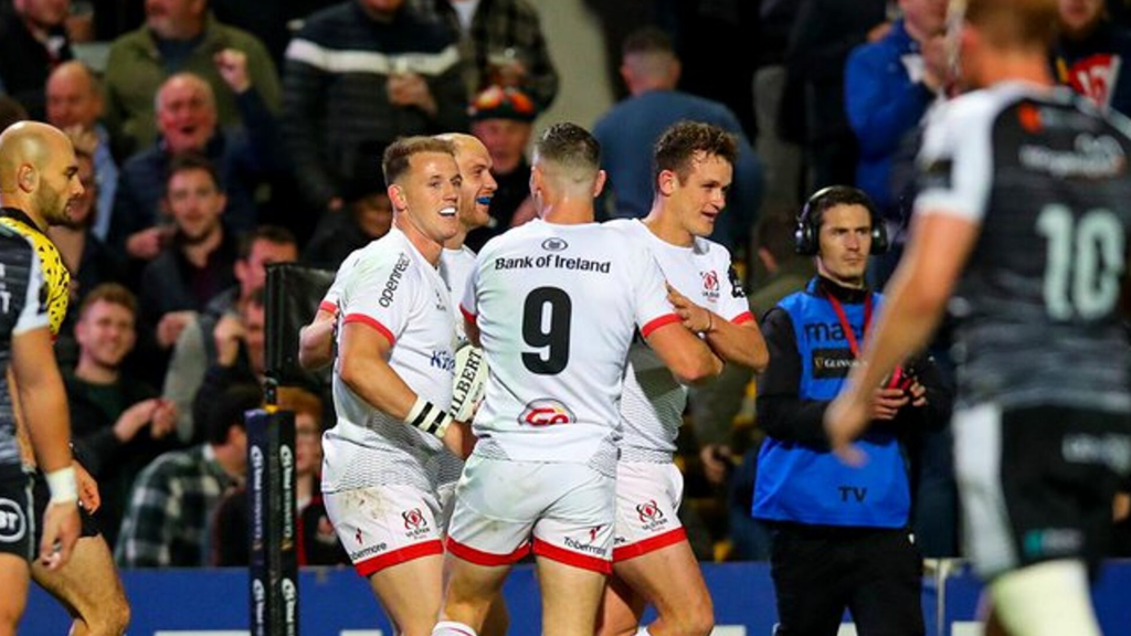 Ulster too good for Ospreys