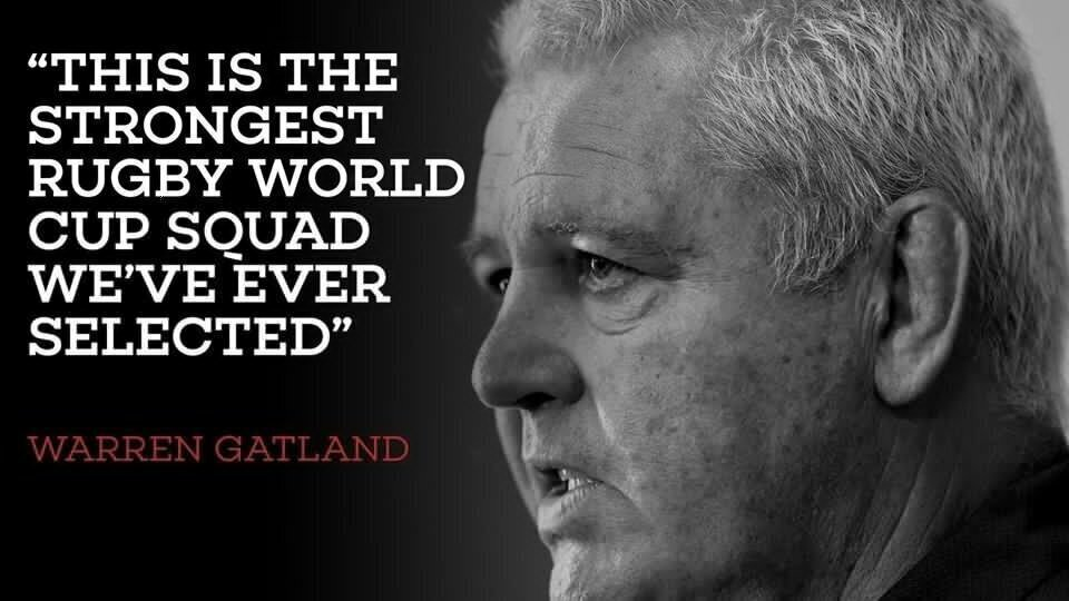 Gatland is 'condescending and insulting'