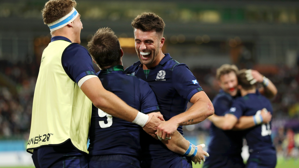 Scotland destroy Russia ahead of crucial Japan clash