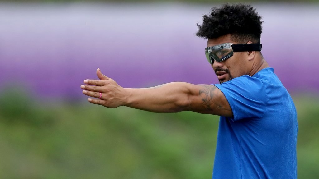 Savea to wear goggles after blindness scare