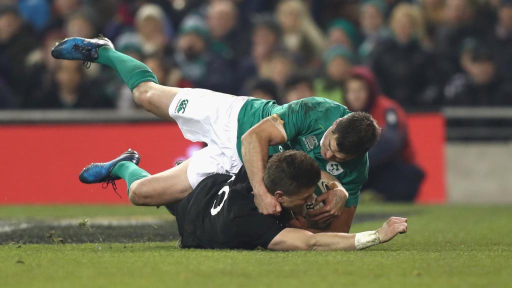 New Zealand v Ireland: Three key match-ups